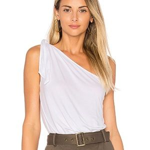 LaMade Lulu One-Shoulder Top, S